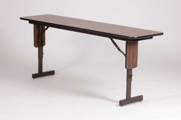 Low Folding Table Legs