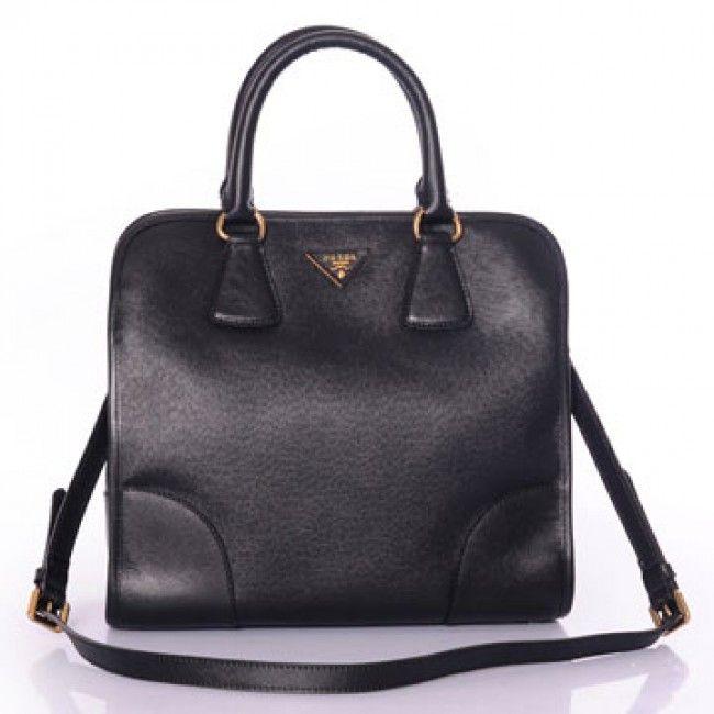 ba3705aba8f7 ... best prada galleria bag in saffiano calf leather black bn2254 sku  835535 e13de cd490