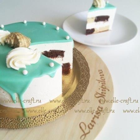 Торт Птичье молоко: райский десерт   elle-craft — творчество со вкусом!