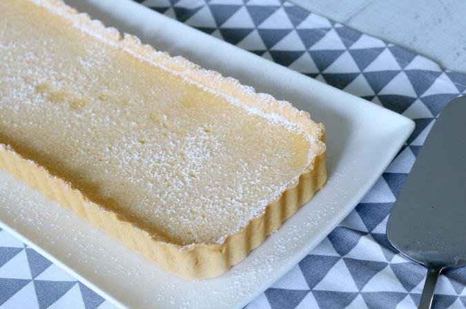 Thermomix Lemon Tart