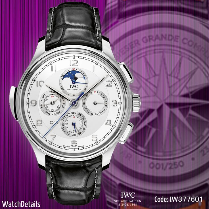 Read more Watches Portugieser Grande Complication Reference 3776 http://www.watchdetails.com/2015/01/watches-portugieser-grande-complication.html #fashion #style #watches #watch #watchesformens #mens