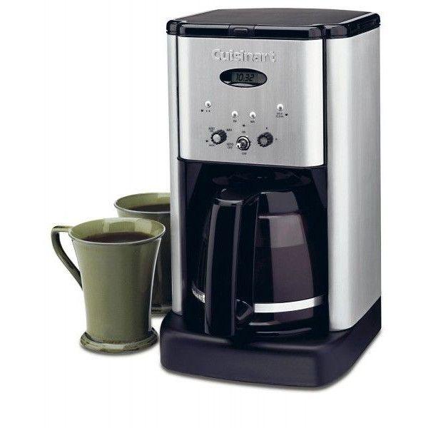 定番人気のコーヒメーカー クイジナート DCC-1200