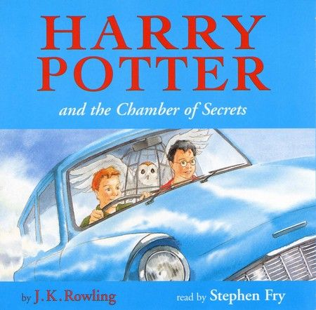 Harry Potter and the Chamber of Secrets by J. K. Rowling, read by Stephen Fry
