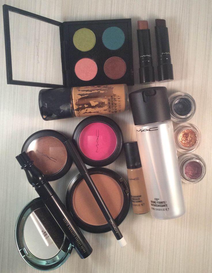 1000+ Ideas About Mac Makeup Tutorials On Pinterest
