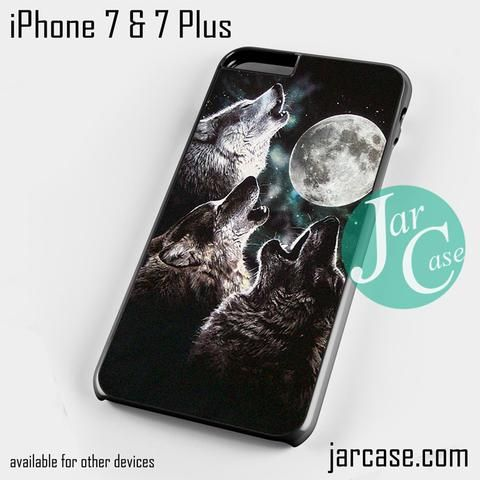 mountain's three wolf moon Phone case for iPhone 7 and 7 Plus