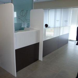 Vorwerk varie sede - Arcadia Ufficio - reception