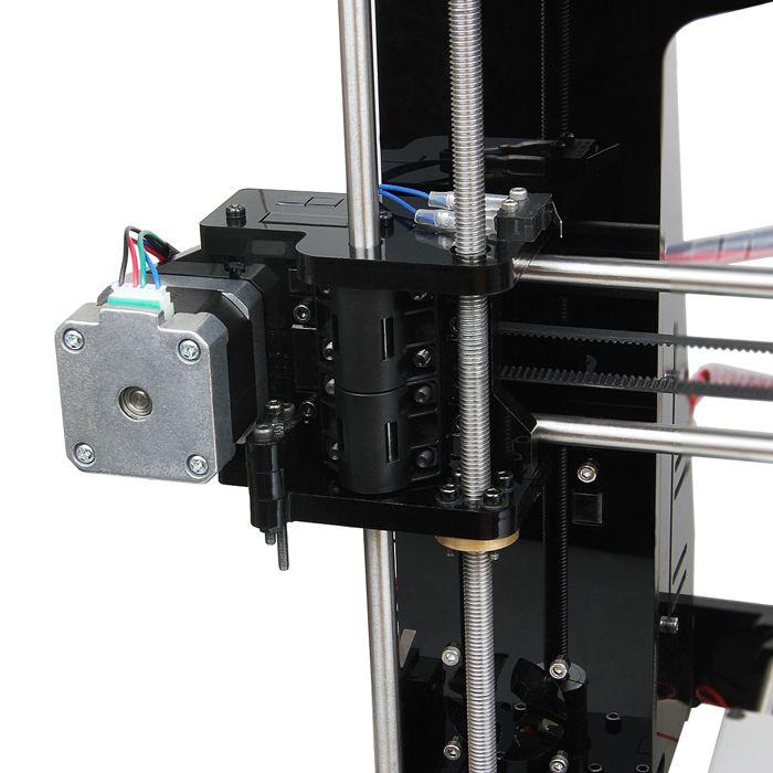 Geeetech Acrylic Prusa I3*3D Printers (1.75mm Filament/0.3mm Nozzle)