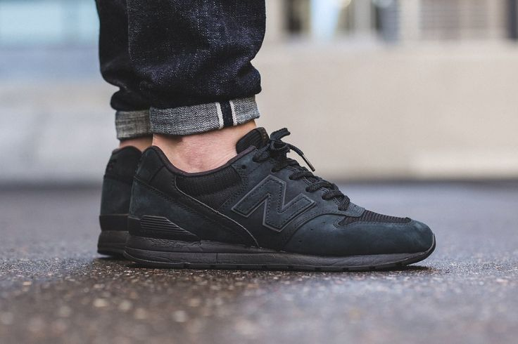New Balance MRL 996 KP (Black/Grey)