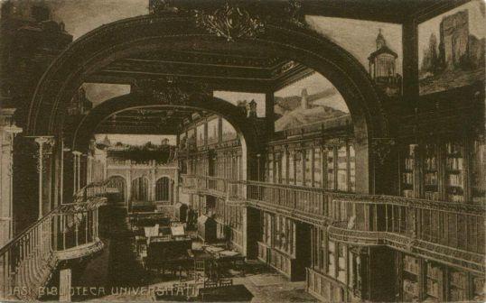 Biblioteca Universitatii din Iasi