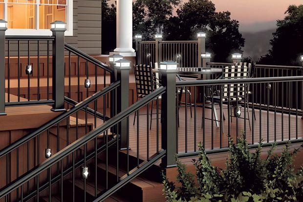 deck railing ideas balusters | exploring accessories