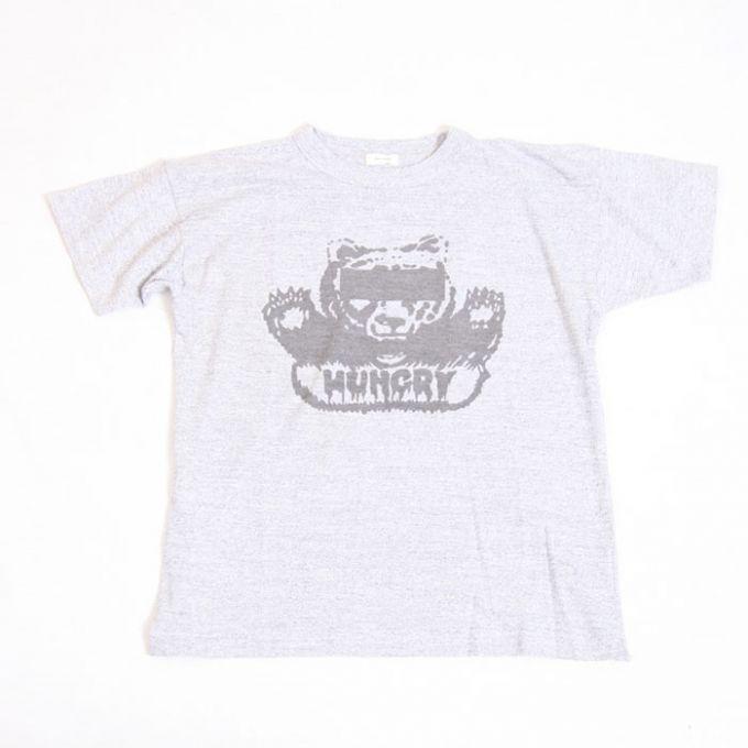 PRINT TEE -HUNGRY-   Inpaichthys kerri Mens   2015 Spring & Summer   online store   naichichi website