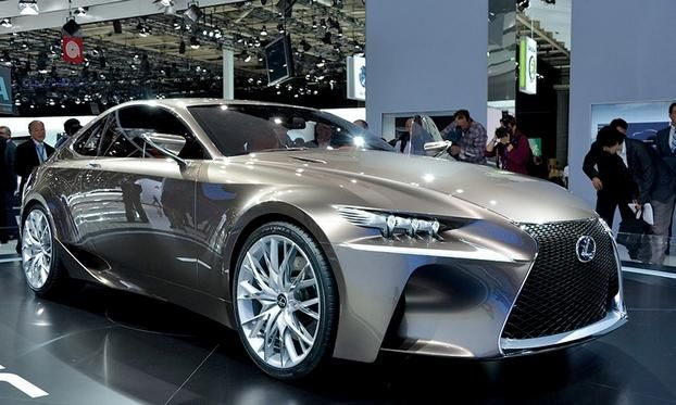 2015 Lexus RC350 Coupe Release Date, Design and Price