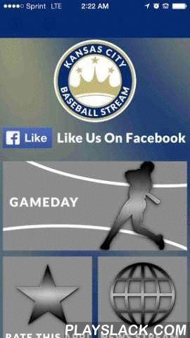 Kansas City Baseball STREAM  Android App - playslack.com , Kansas City Royals fans! If you want to latest and greatest way to keep up with your favorite team, then check out the Kansas City Baseball STREAM App!! Get news, scores, standings, videos and more regarding your beloved Kansas City Royals.We have also put in a fan wall, chat and other features that you will love! Looking for Wallpapers? We have even made it so you can download and install Kansas City Royals wallpapers straight to…