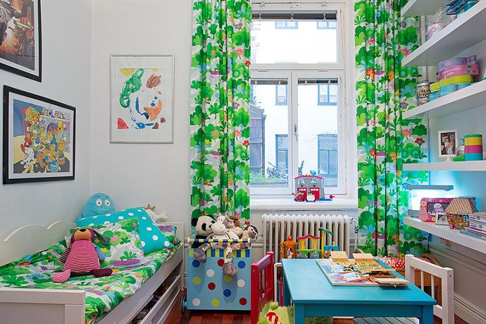 kids room//colorful..