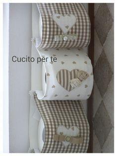 porta carta igienica in stoffa - Cerca con Google