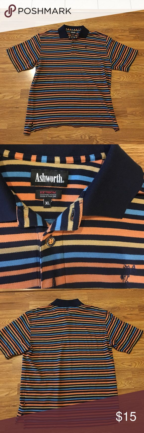 Ashworth golf shirt Worn once Ashworth Shirts Polos