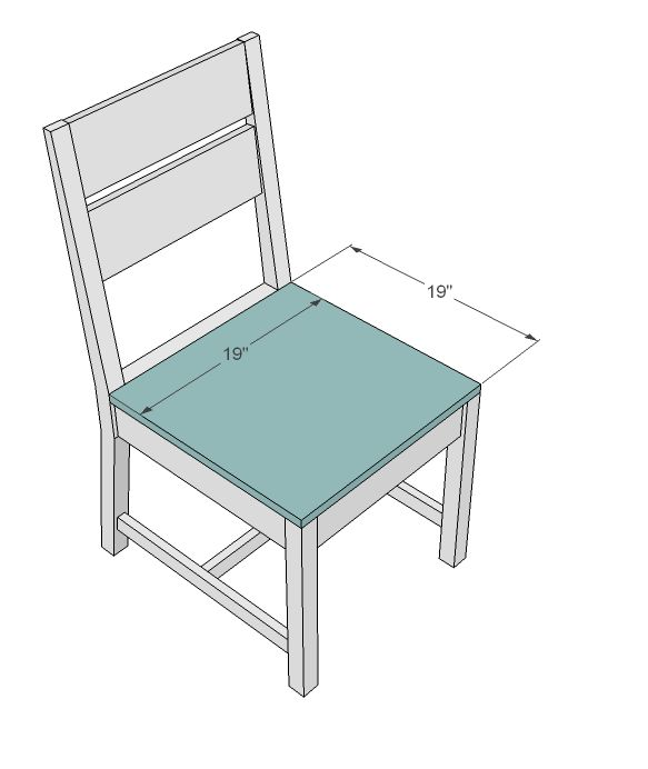 Ana White Build A Classic Chairs Made Simple Free And