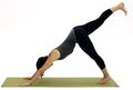 Strength poses- yoga