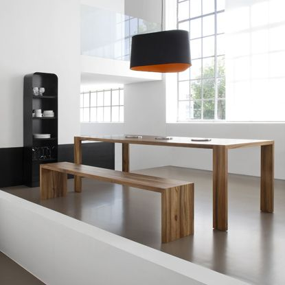 the eaton dining table from ligne roset a beautiful dining table with extending