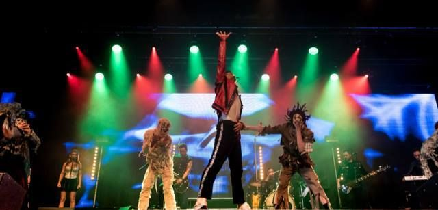 This Friday night..Her Majesty's Theatre, Adelaide. 98% SOLD OUT...be quick - http://www.bass.net.au/events/michael-jackson-live/
