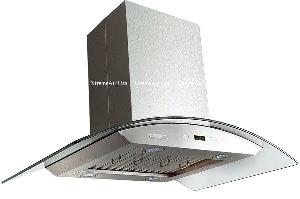 XtremeAIR 36 Inch Island Mount Stainless Steel Range Hood PX01-I36 XtremeAIR 36 Inch Island Mount Range Hood with 900 CFM Centrifugal Blower, Stainless Steel Baffle Filters, Stainless Steel Oil CaptureTunnel, Ultra Quiet Dual Squirrel Cage Motor, 4 Speed Heat Touch Sensitive Electronic Control, LED Lighting System w/ LCD Display. http://www.emoderndecor.com/xtremeair-36-inch-island-mount-stainless-steel-range-hood-px01-i36.html#.UfGa4GMyVN0.