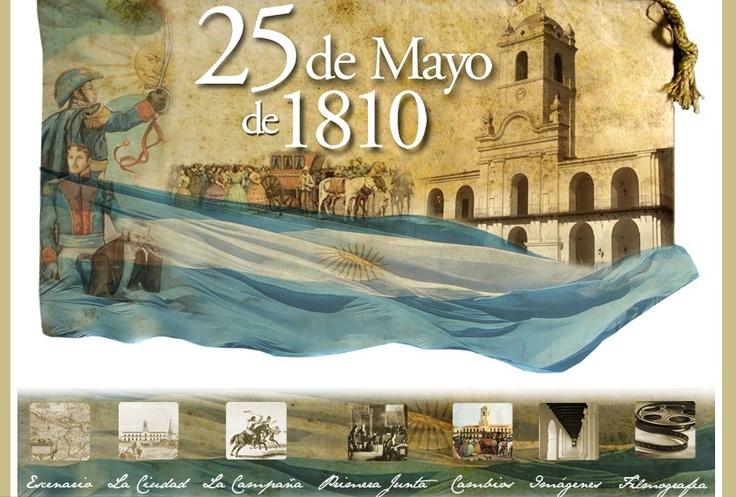 25 de mayo de 1810 - Portal ABC - Dirección General de Cultura y Educación - Provincia de Buenos Aires