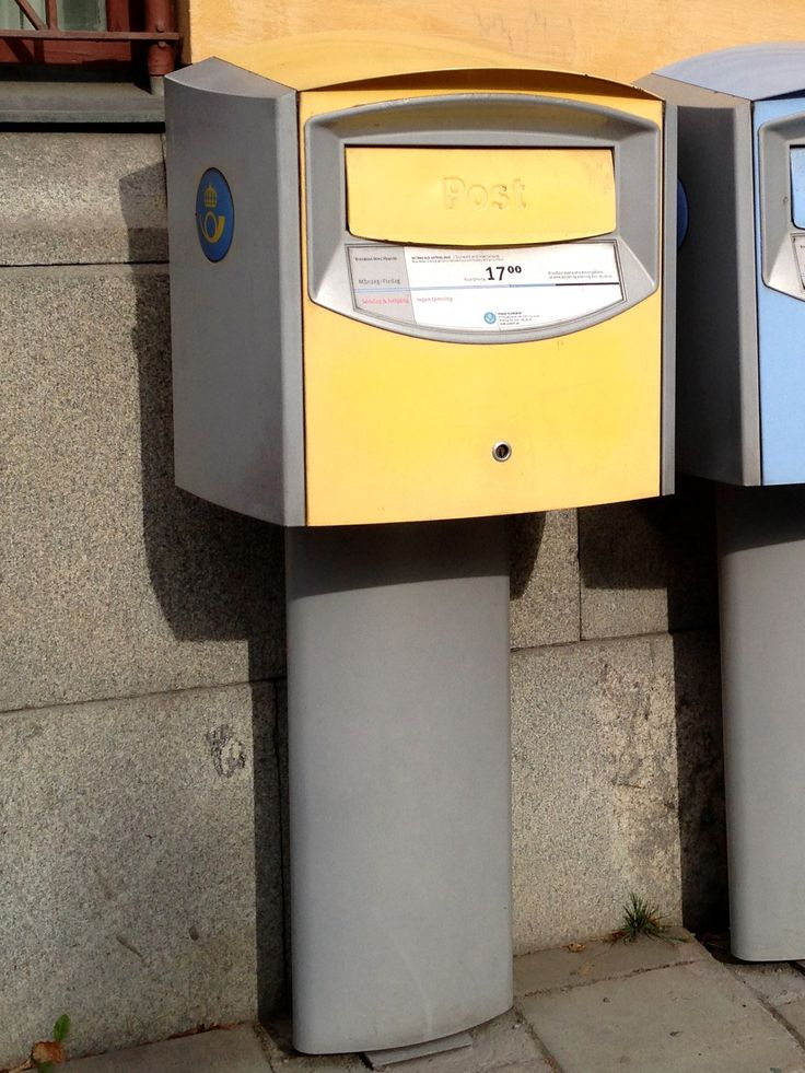 postbox stockholm 2