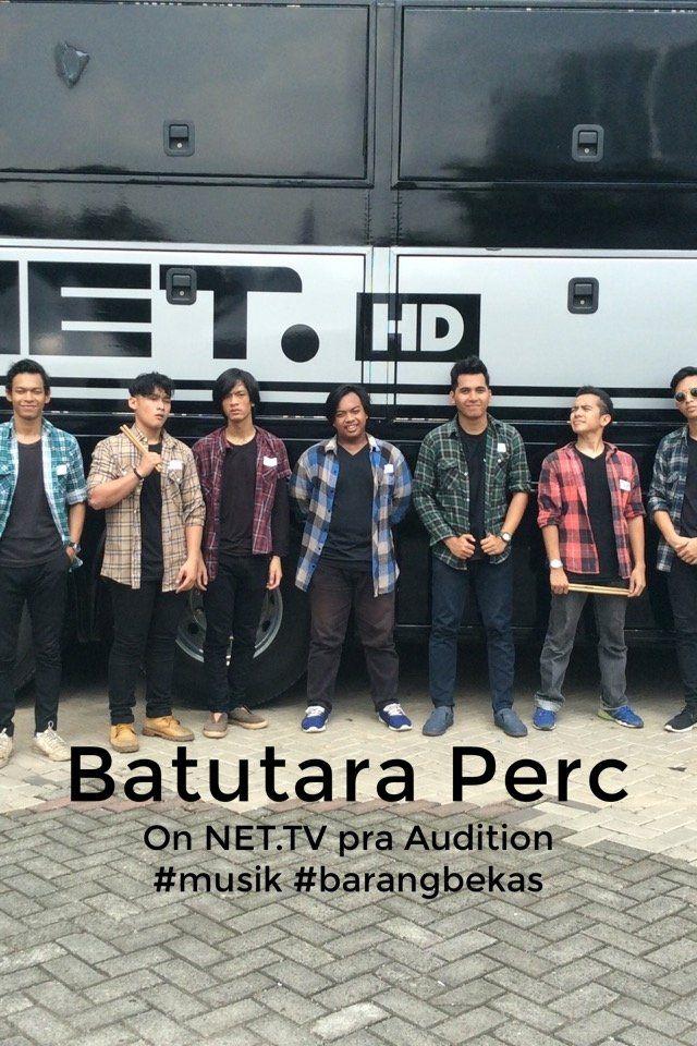 Batutara percussion on NET.TV Audition!