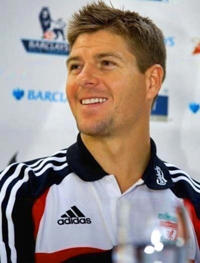Steven Gerrard #liverpool #captainfantastic #swoon
