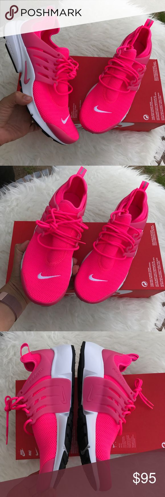 NIKE WOMENS AIR PRESTO Sz 9 new NIKE WOMENS AIR PRESTO Sz 9 new BOX IS MISSING LID 100% authentic! Itemcloset#cindo Nike Shoes