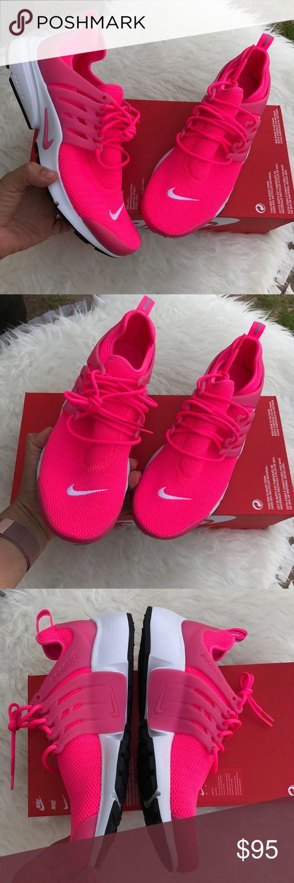 NIKE WOMENS AIR PRESTO Sz 9 new NIKE WOMENS AIR PRESTO Sz 9 new BOX IS MISSING LID 100% authentic! Itemcloset#cindo Nike Shoes