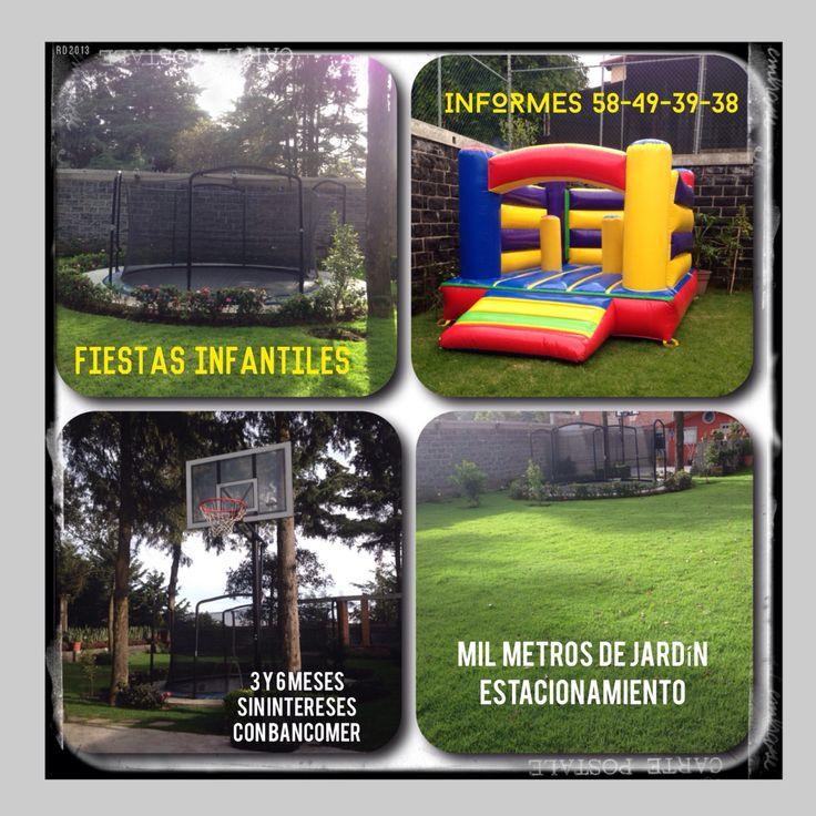 Jardín para Fiestas Infantiles San Buenaventura
