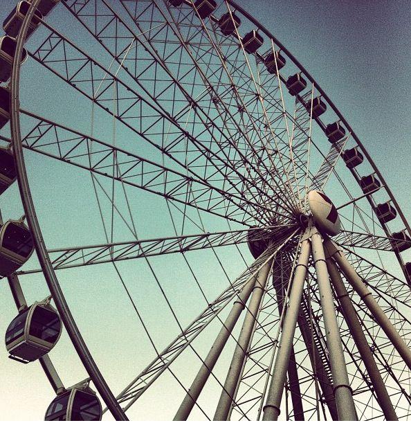 Ferris wheel #southbank #brisbane #australia