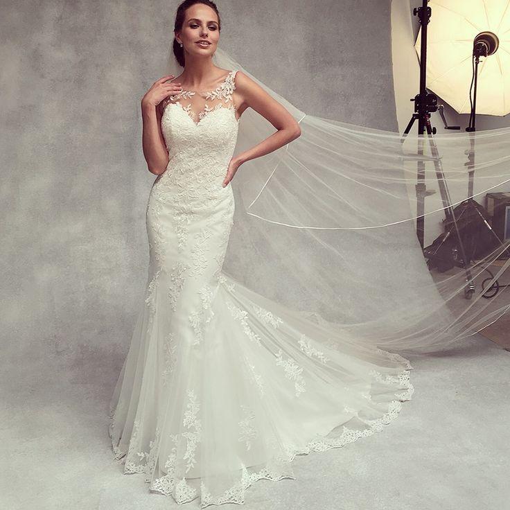 The Sensational New Wedding Dress Megan By Anna Sorrano A Beautiful Feminine Illusion