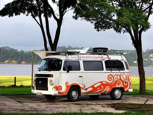 Motorhome Motorhome RodyTrailer Kombihome - Volkswagen Kombi (2006/2009), via Flickr.