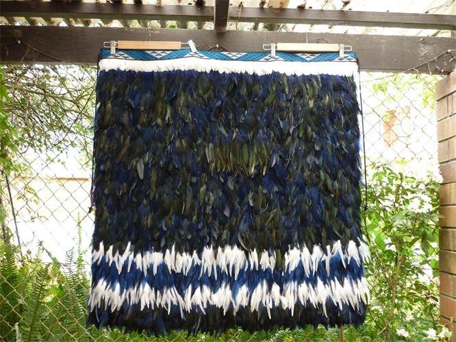 Korowai Taniko pattern