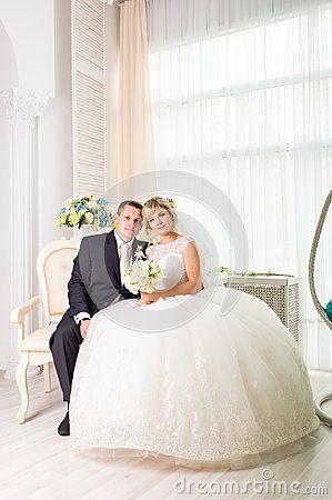 Славные молодые пары свадьбы