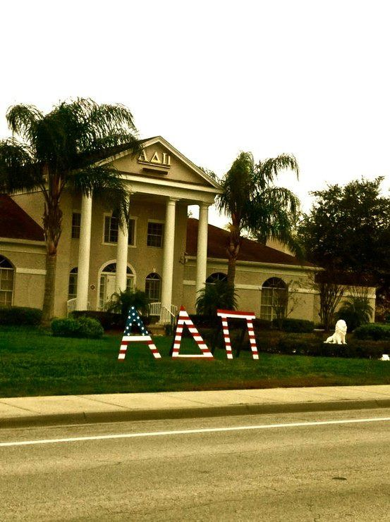 All-American letters from UCF's chapter!