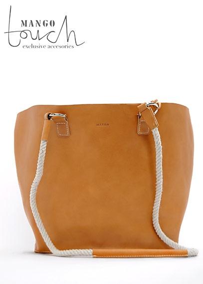 MANGO - Sac a main {i love this bag, for real}