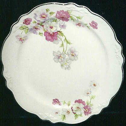 Virginia Rose by the Homer Laughlin China Company