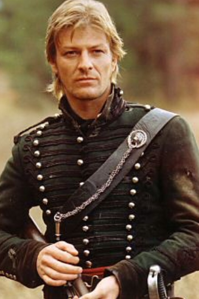 Sean Bean || Sharpe | Loved this series