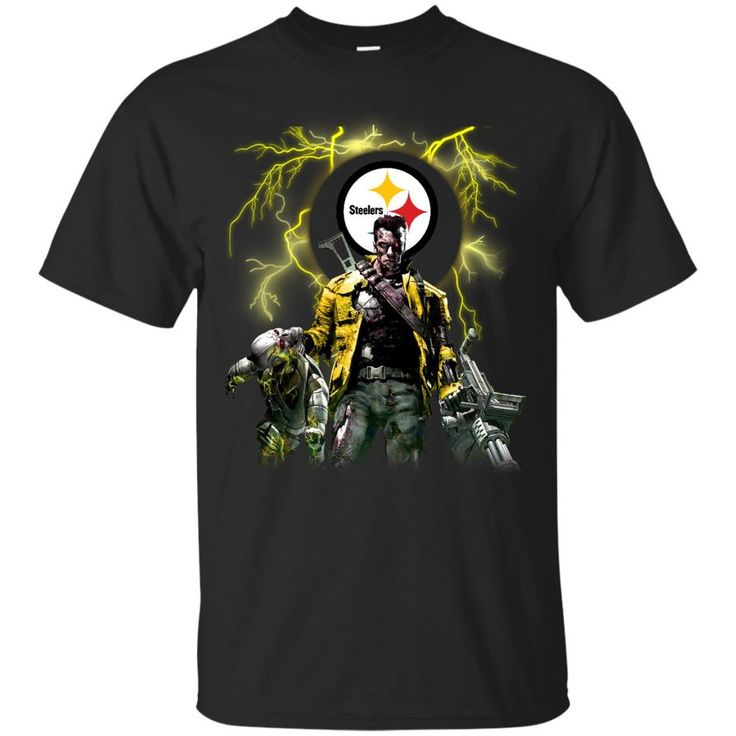 Guns Pittsburgh Steelers T Shirt – Best Funny Store