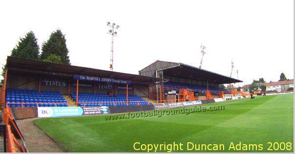 Underhill, Barnet FC