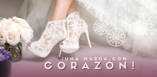 Grezzo / fabricación calzado para Novias y Gala