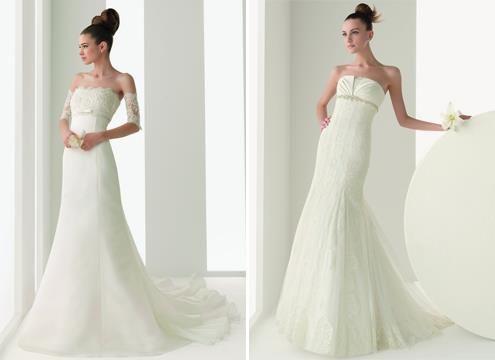 Свадебное платье с маленькая грудь