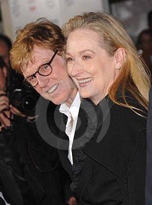 Robert Redford, Meryl Streep