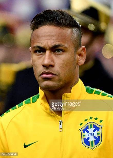 Conmebol_Concacaf Copa America Centenario 2016 Brazil National Team Neymar