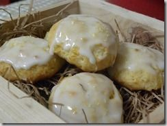 Pineapple Drop Cookies ~ These are a really light cakey cookie with a great flavor.  They would definitely be a unique addition to a cookie tray or gift basket!  The best part.  They are super easy!   So, check out these Pineapple Drop Cookies.
