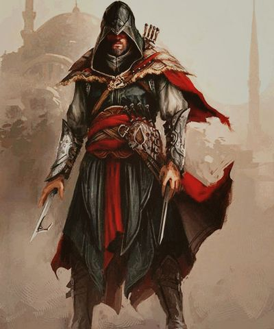 Assasins creed 3 would be amazing if it was 1st person