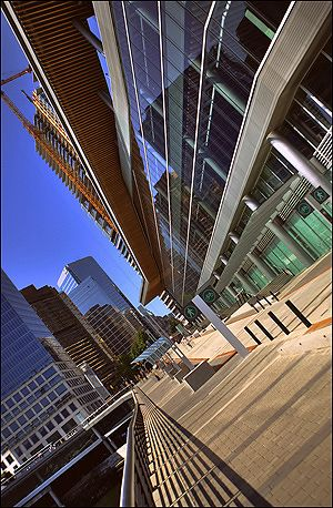 Vancouver Convention Centre - 1055 Canada Place